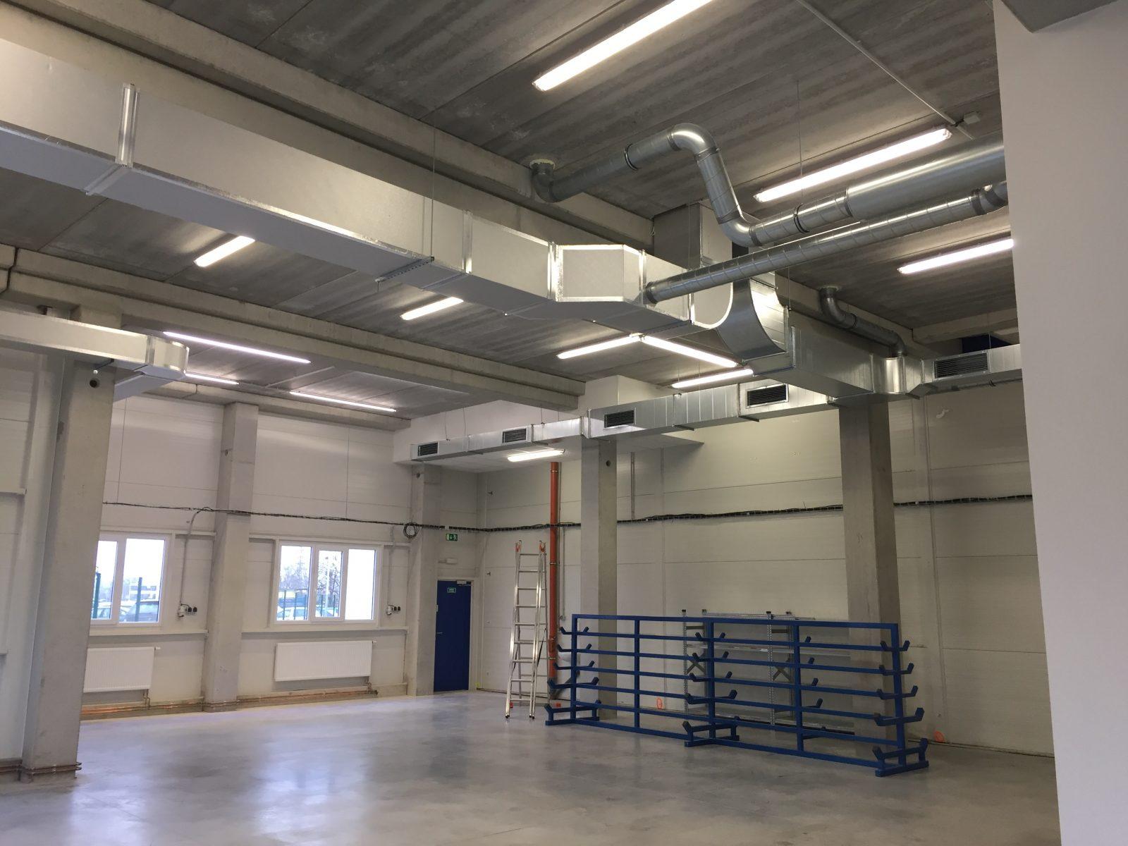 ductos de aire acondicionado aislamiento térmico