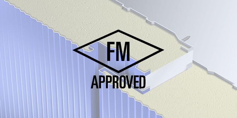 Por qué elegir paneles metálicos aislantes aprobados por FM