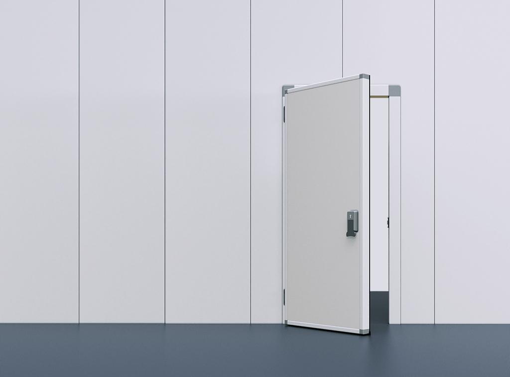 Puerta SMART para tu cuarto frío: 5 Ventajas de G-SMART